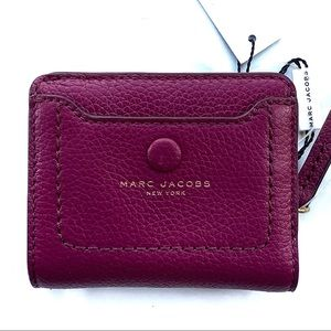 Marc Jacobs Empire City Mini Coin Wallet NWT